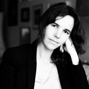 Portrait de la photographe Maud Bernos