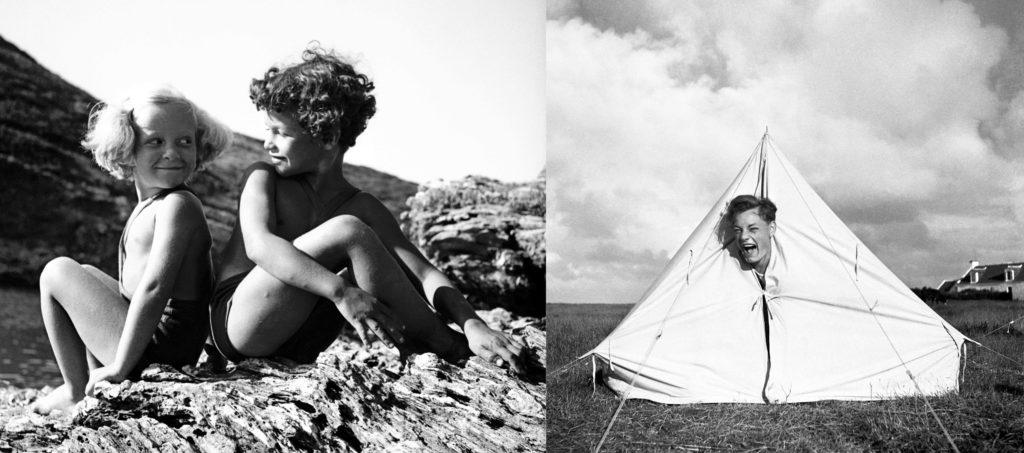 Vacances à Belle-Île une exposition photographique de Pierre Jamet
