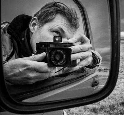 portrait du photographe Rodolphe Marics