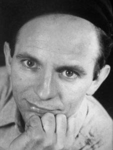 Portrait du photographe Pierre Jamet