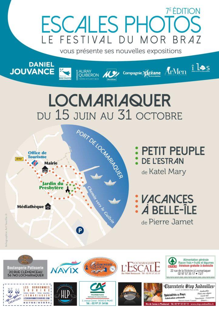 Circuit photographique à Locmariaquer 56