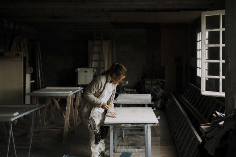 Houat Else de Yann Audic pour le festival Escales Photos