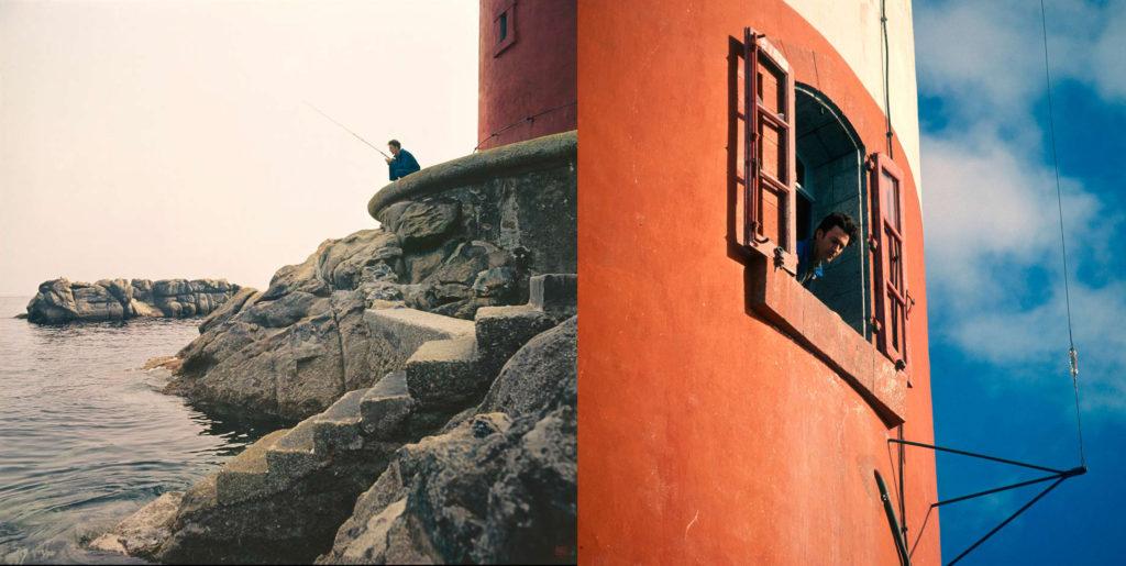 C'était la vie au phare une exposition de Daniel Cariou