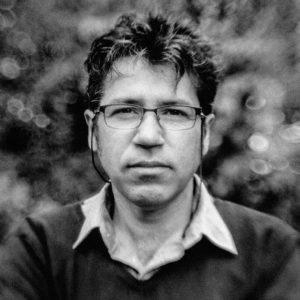 Portrait du photographe Denis Bourges