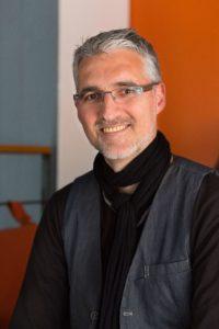 Portrait du photographe Laurent Laveder